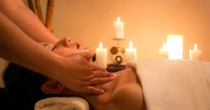 full body massage miami