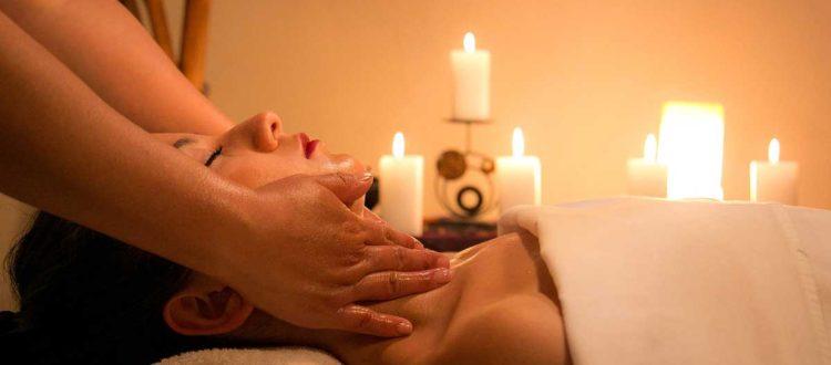 full body massage miami